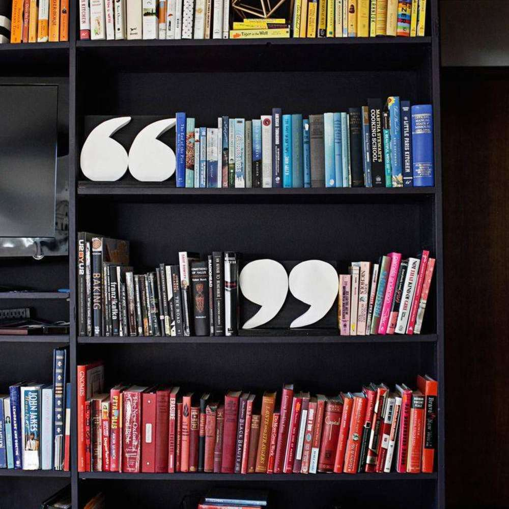 Quote Bookends
