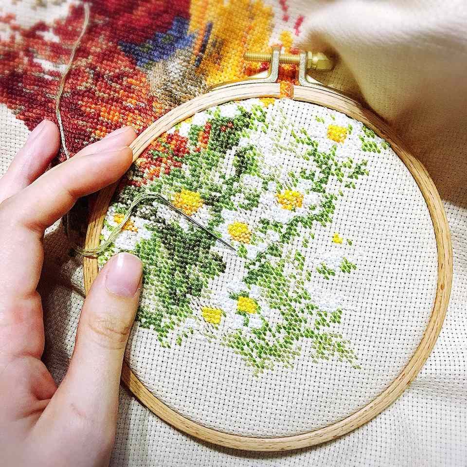 Cross Stitch Rules - Helpful Hints for Cross Stitch Success