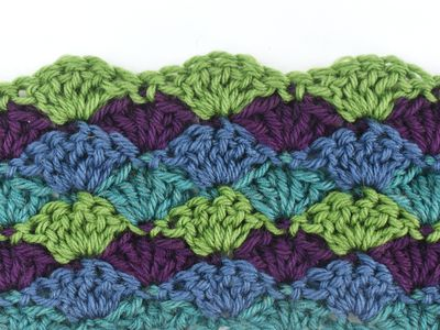 12 Popular Crochet Stitch Patterns
