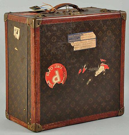 2d9eccc87db7 The Value of Vintage Louis Vuitton Luggage
