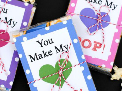 9 Valentine S Day Heart Crafts For Kids