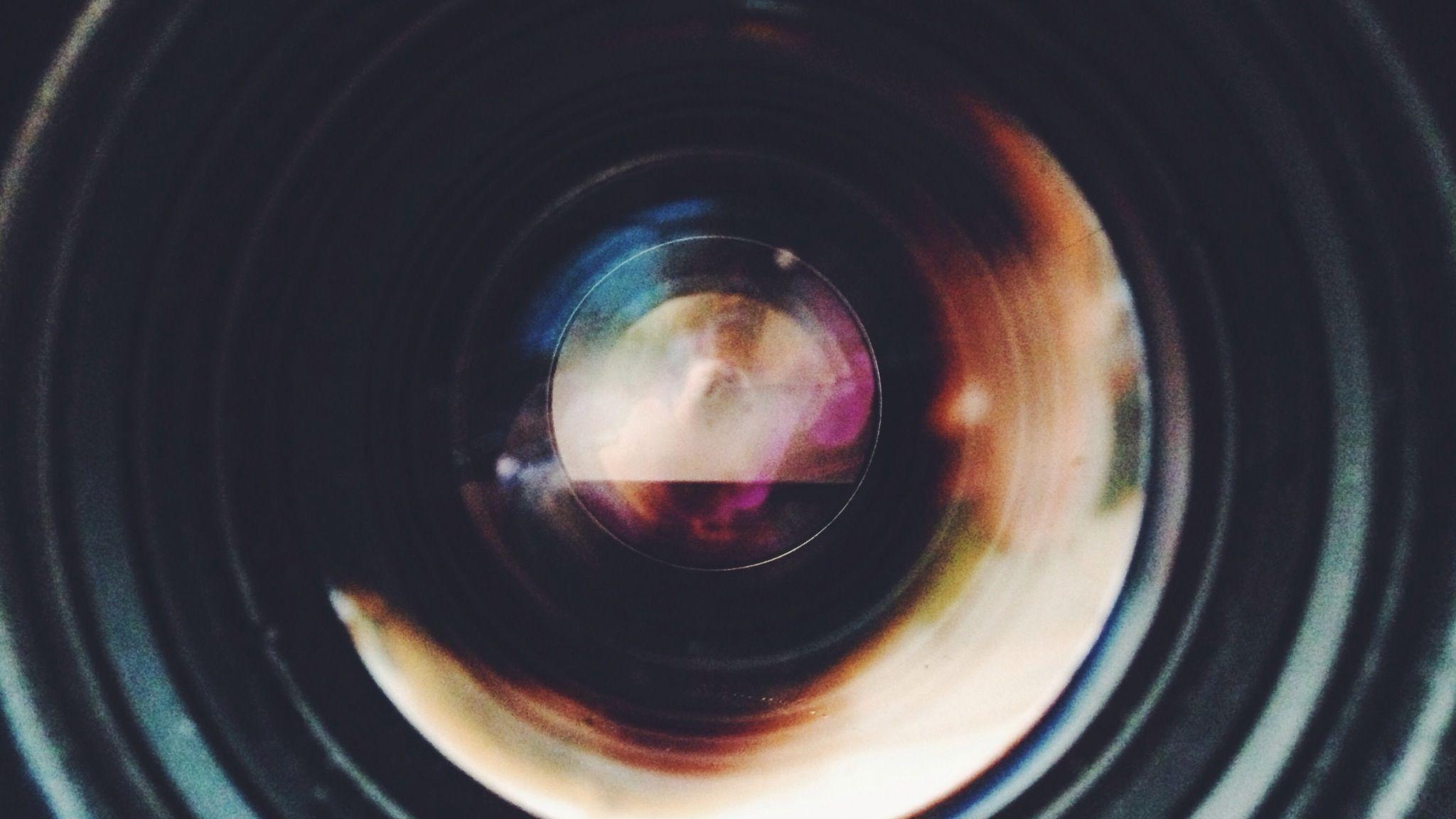 The Parts Of A Camera Lens
