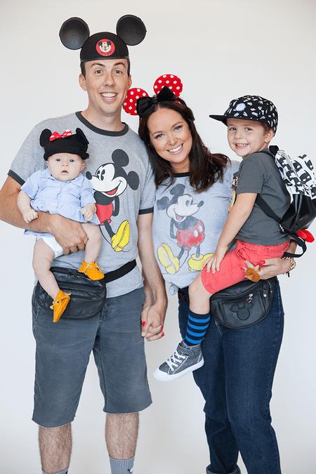 33 Diy Family Halloween Costume Ideas