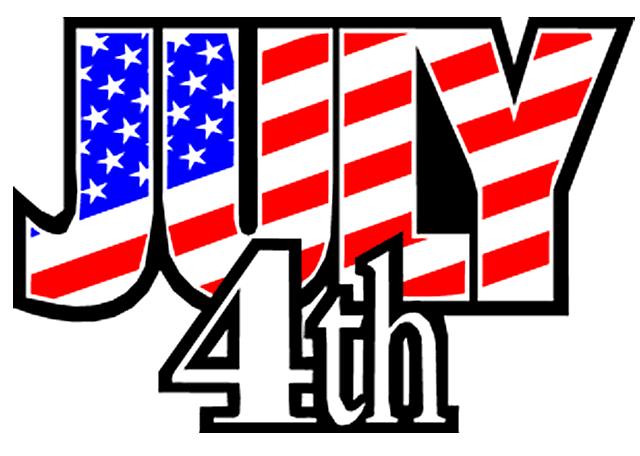 """A """"July 4th"""" logo"""