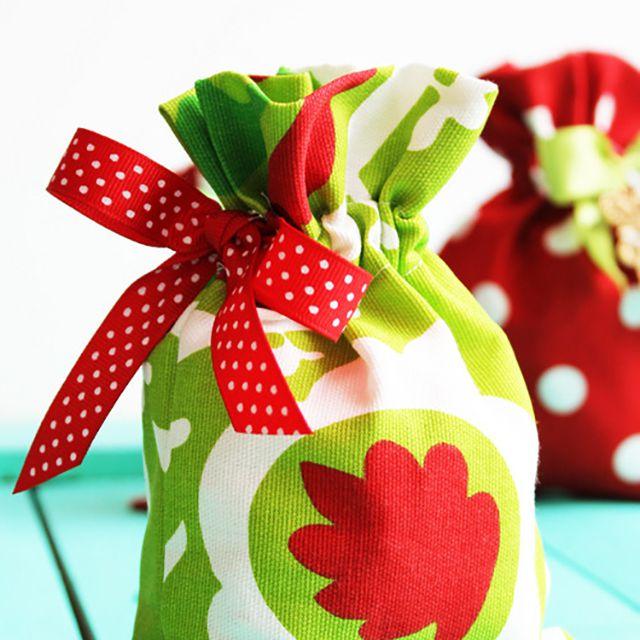 fabric gift bag template
