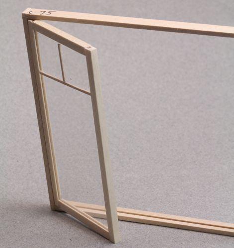 Make Custom Dollhouse or Model Windows