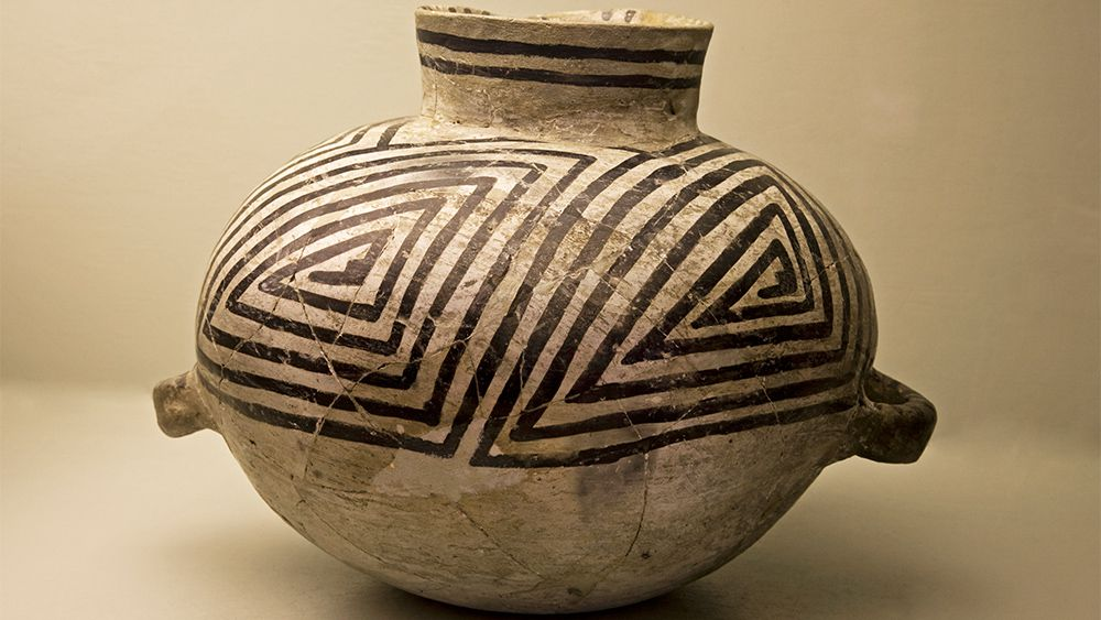 Brushwork ideas for ceramics