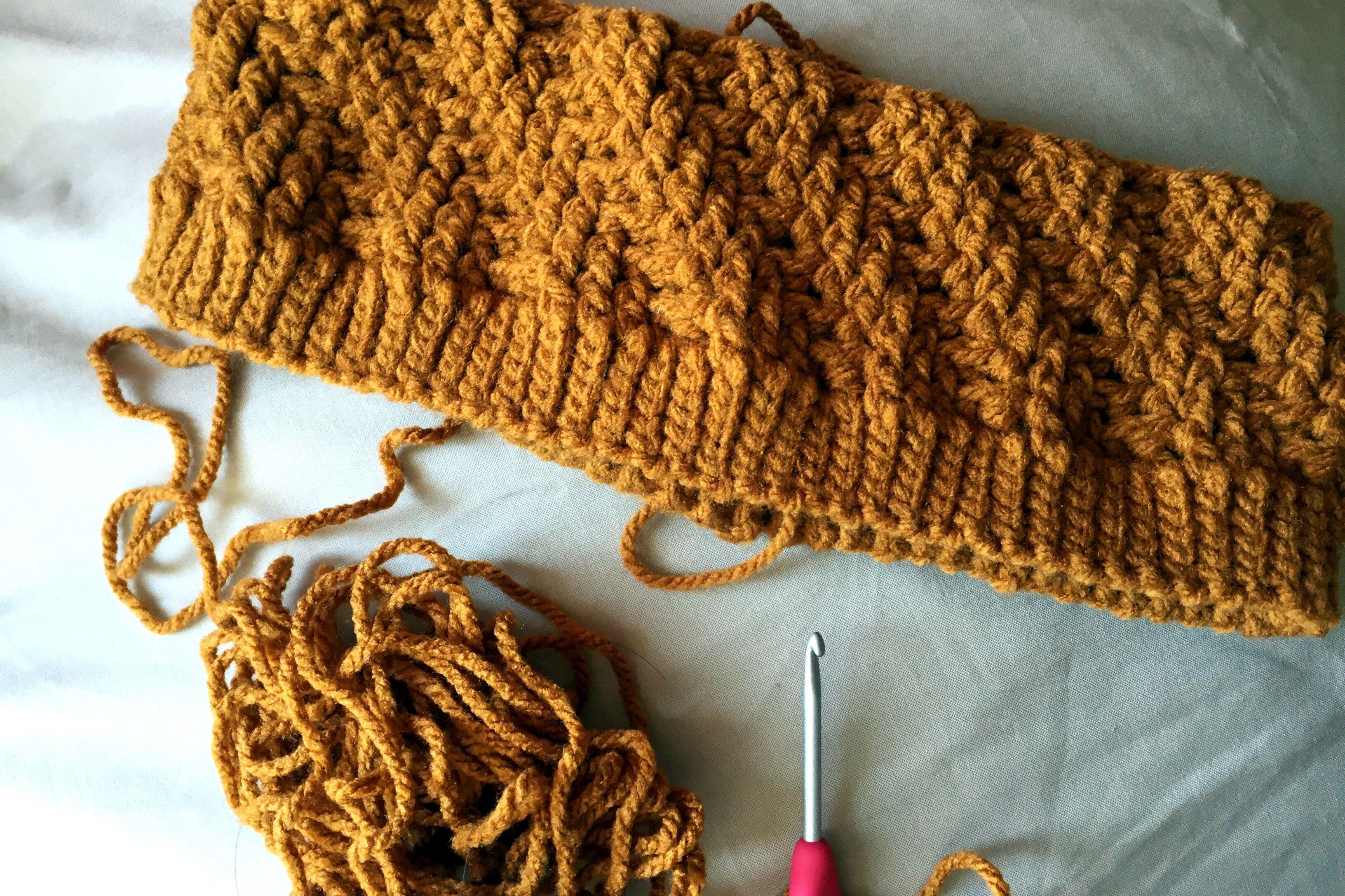9 Free Crochet Ear Warmer Patterns