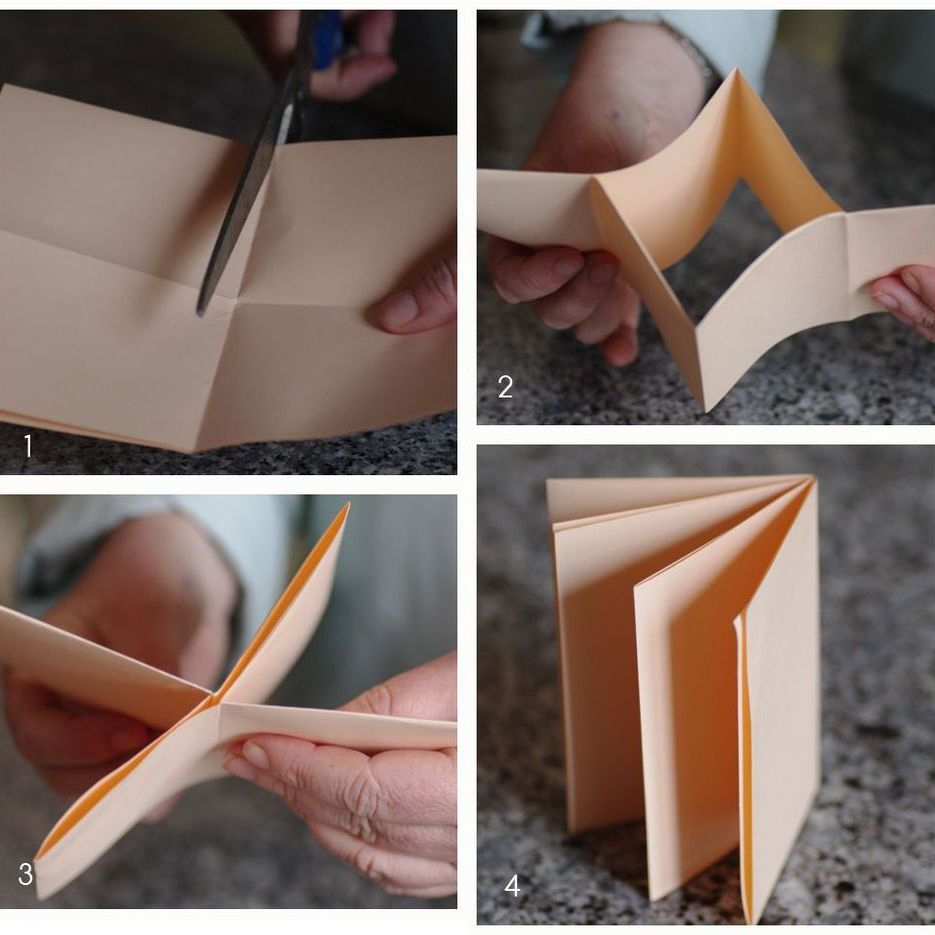 How to make a paper little book | DIY Paper Book | Paper Notebook ... | 935x935