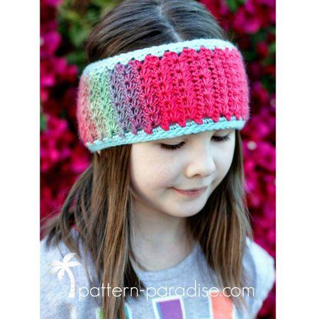 Combine Multiple Crochet Headbands Nve Media