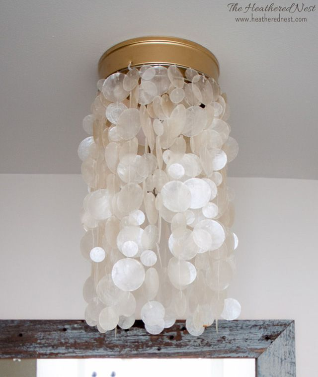 16 DIY Lampshades To Brighten Up A Room