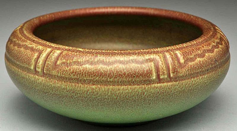 Rookwood Arts & Crafts Bowl