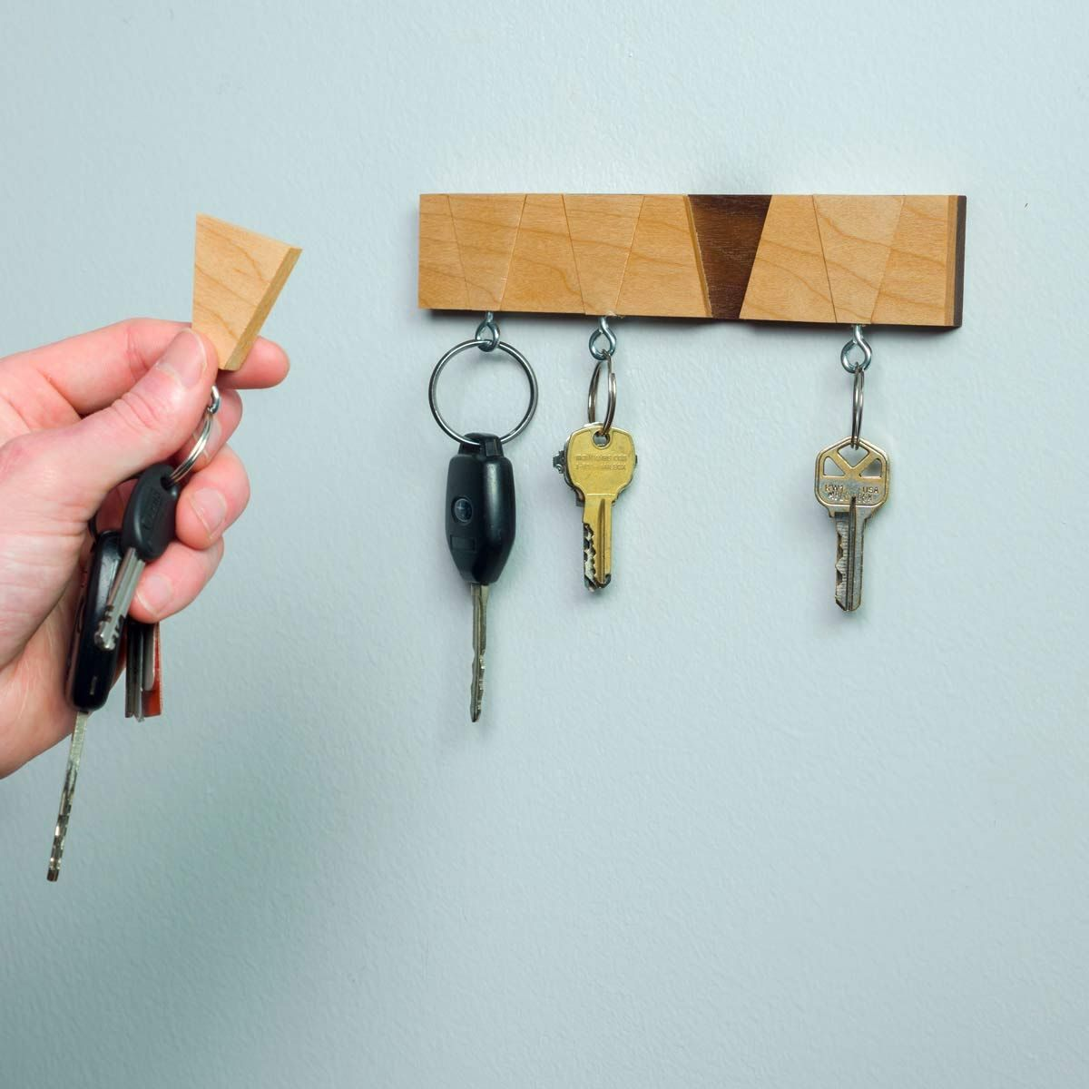 Contemporary Key Holder
