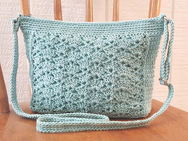 9 Creative Crochet Bag Patterns