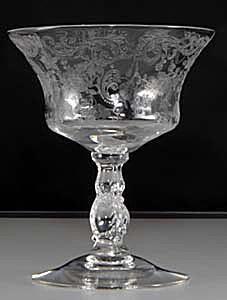 Elegant Glassware Identification And Value Guide