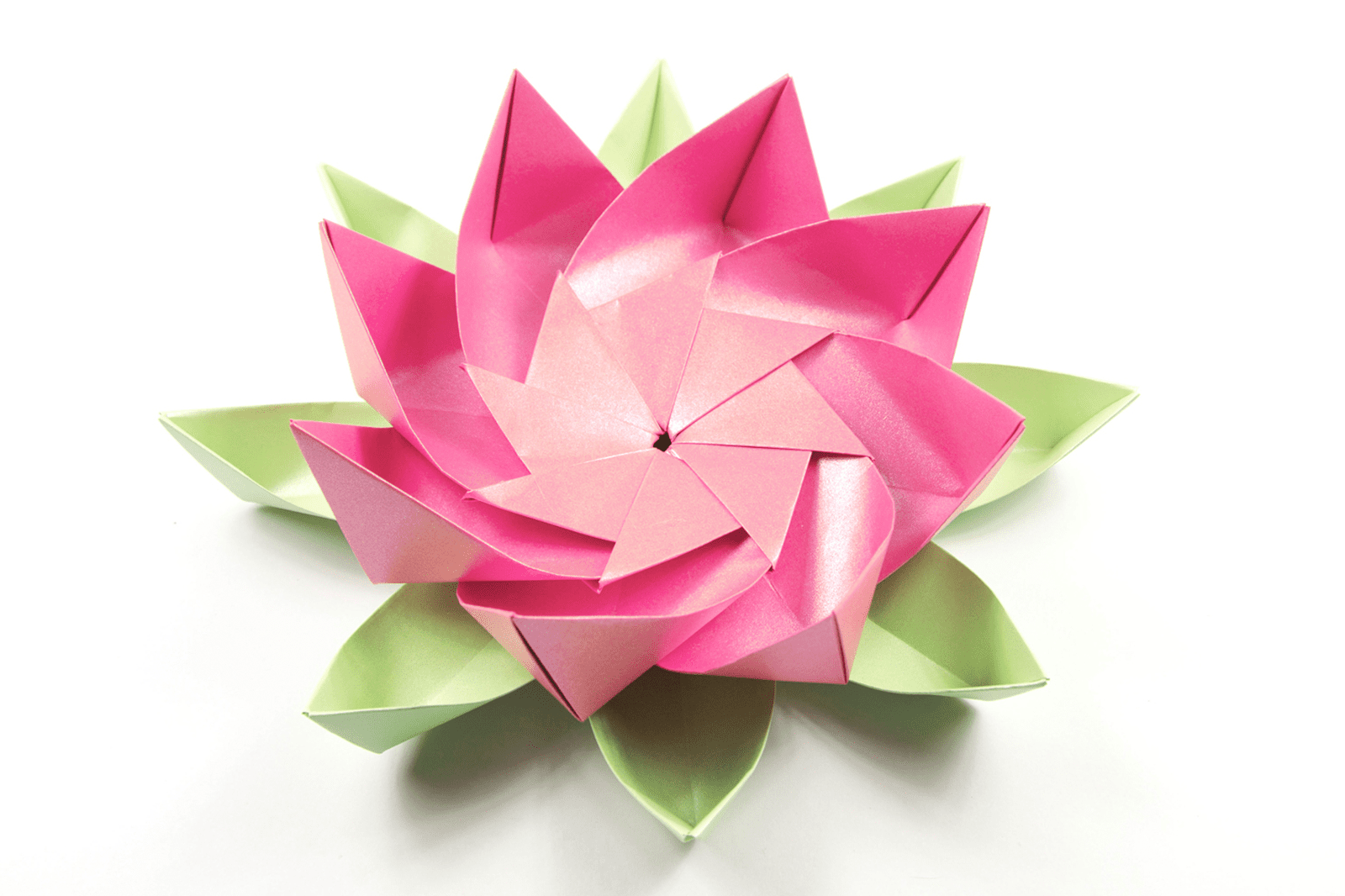 Origami flowers advanced topsimages modular origami lotus flower png 1600x1066 origami flowers advanced mightylinksfo
