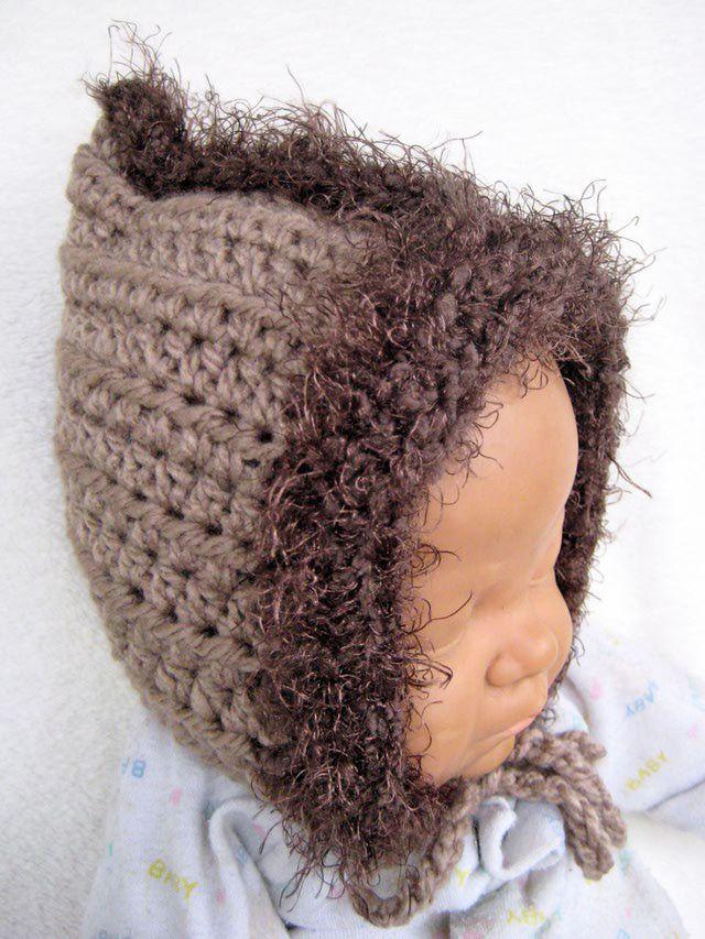 Pixie Hood Free Crochet Pattern
