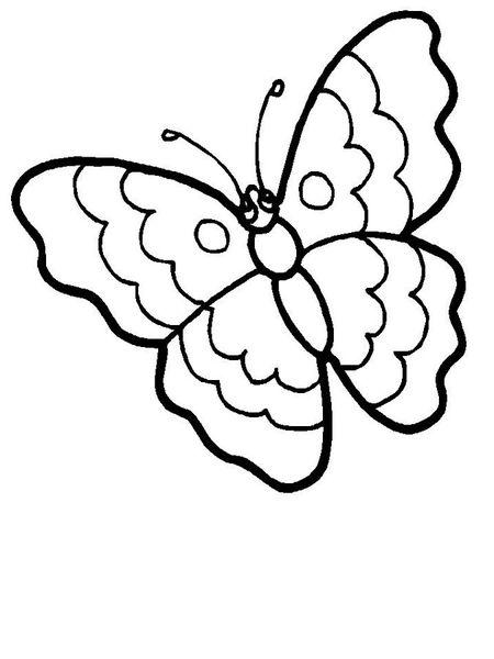 spring coloring pages at carnival bounce rentals a butterfly