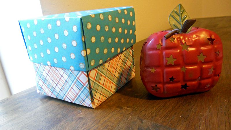 DECORATION FOR GIFT BOX | Paper Origami Flower | Tutorial DIY ... | 450x800