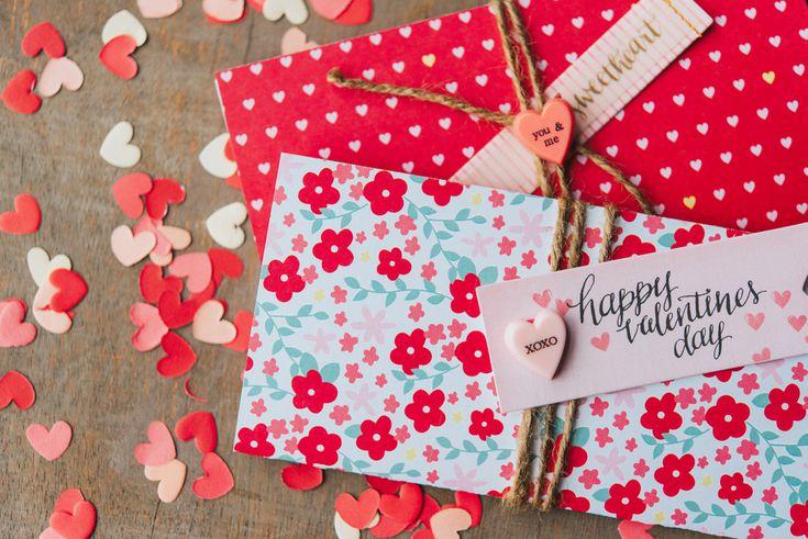 13 Diy Valentine S Day Card Ideas