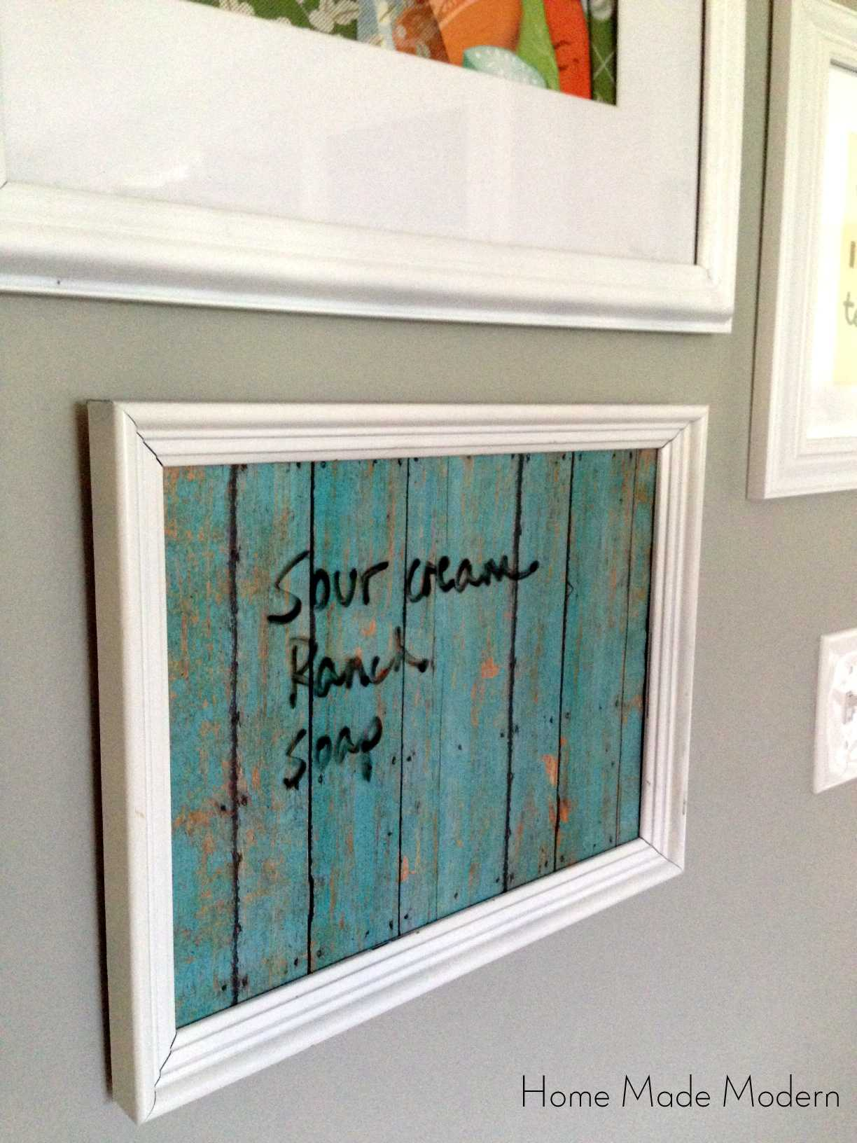 Creative Ways to Repurpose Old Picture Frames