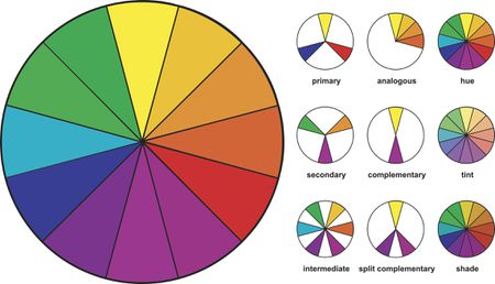 How To Use A Color Wheel To Find A Color Combo