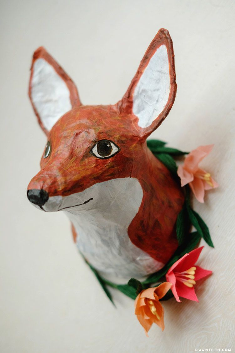 10 Fun And Easy Papier Mache Projects