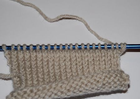 e6cea2833 How to Picot Bind off to Finish a Knitted Project