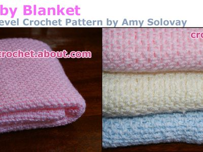 Easy Crochet Patterns For Free