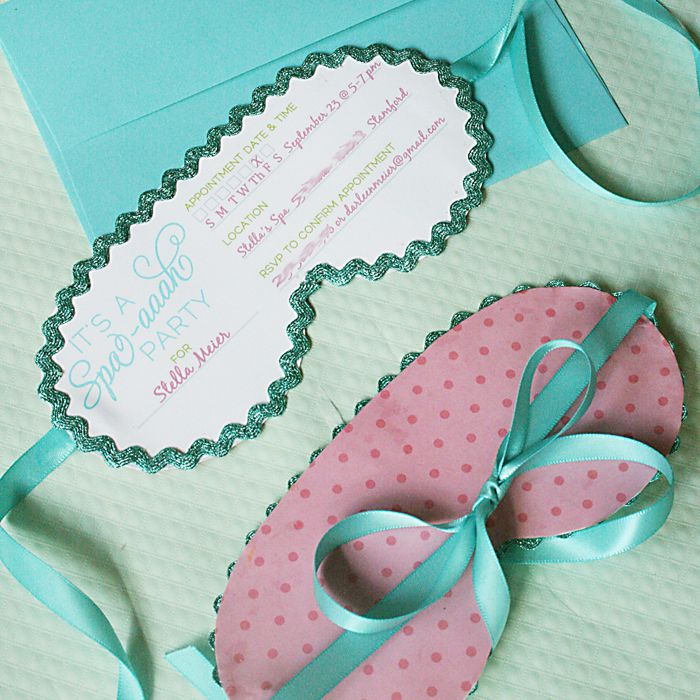 9 Free Printable Sleepover Invitations She Ll Love