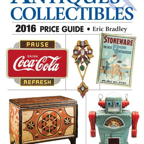 Antique Trader Antiques & Collectibles 2016 Price Guide