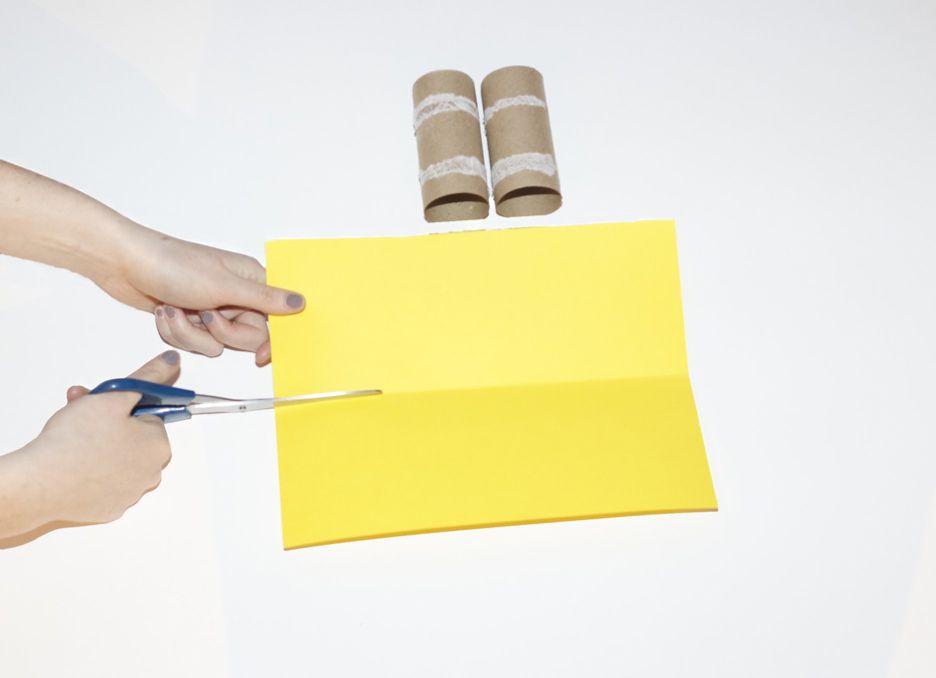 cutting base paper