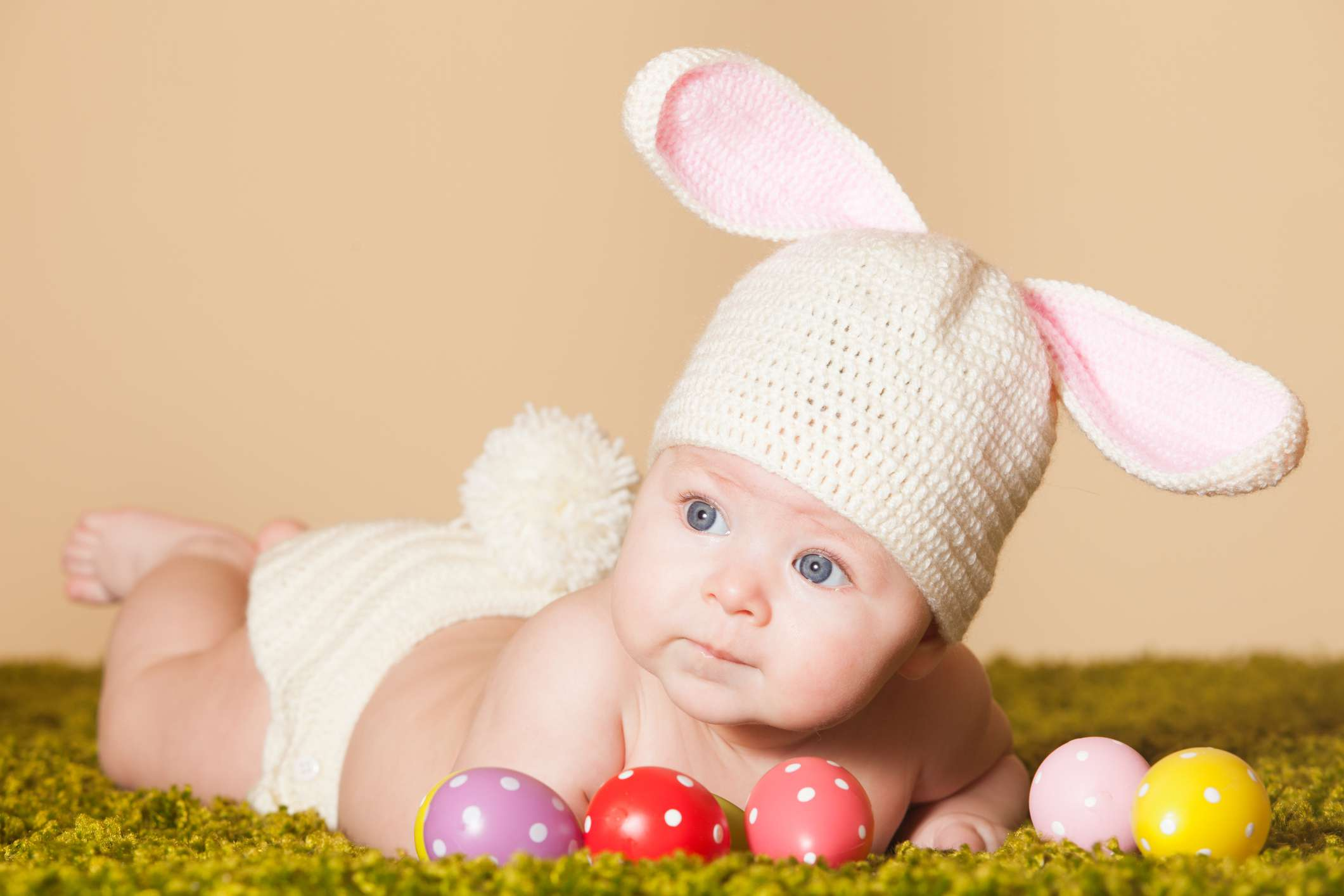 crochet baby bunny costume