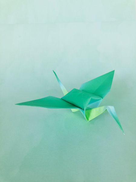 Easy Origami Crane Instructions