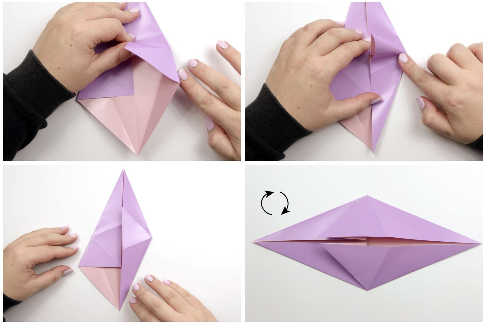 origami mouse tutorial 02