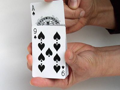 Cool card tricks without setup