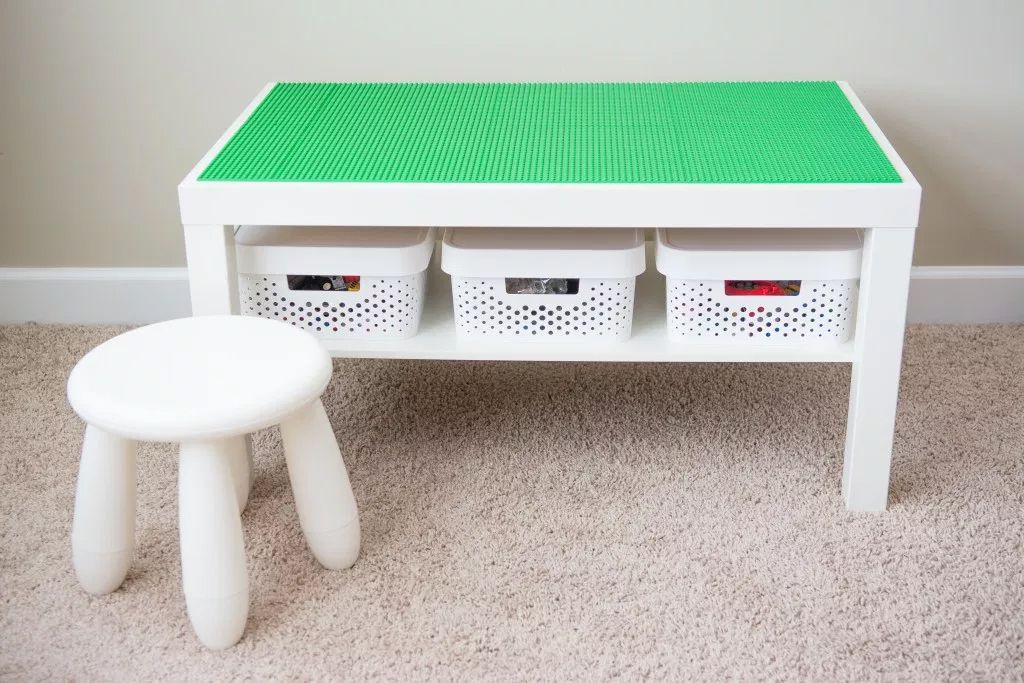 12 Diy Lego Table Ideas