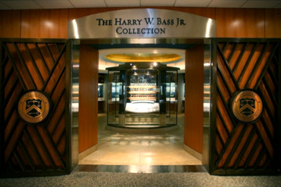 the Harry W. Bass Jr. collection at the American Numismatic Association headquarters in Colorado Springs, Colorado.