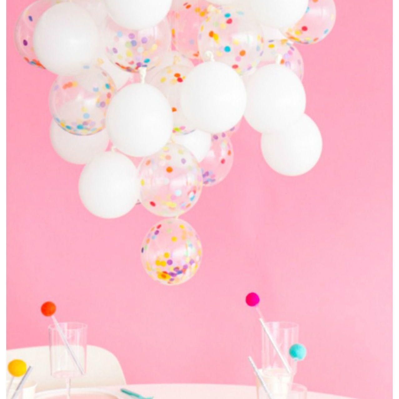 Balloon Chandelier