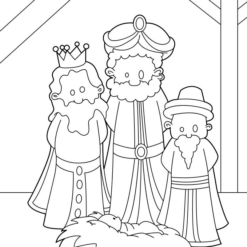 christmas coloring pages at hellokidscom