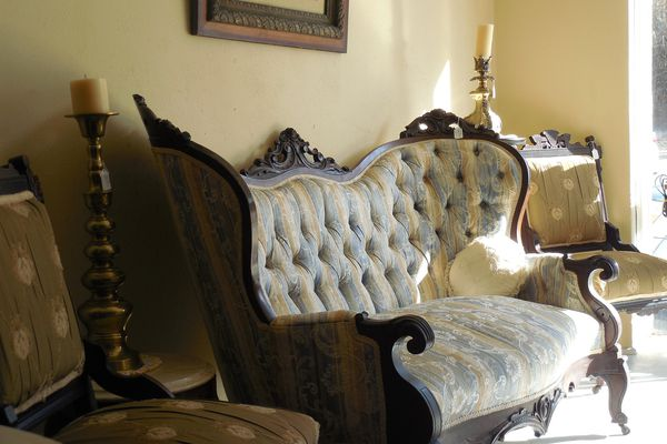 Victorian Parlor Furniture
