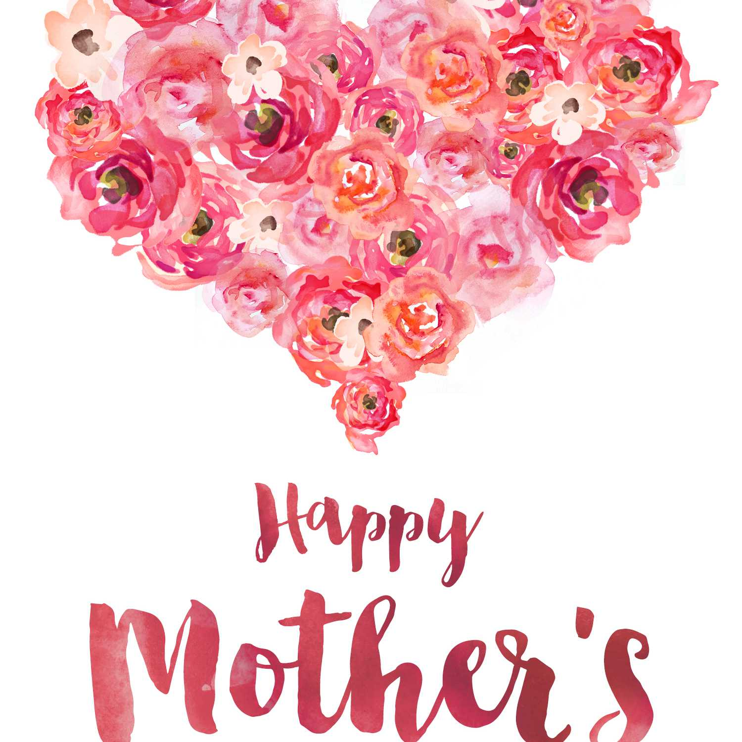 Free Printable Mother S Day Cards She Ll Love