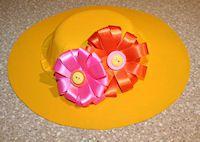 Bowl Easter Bonnet