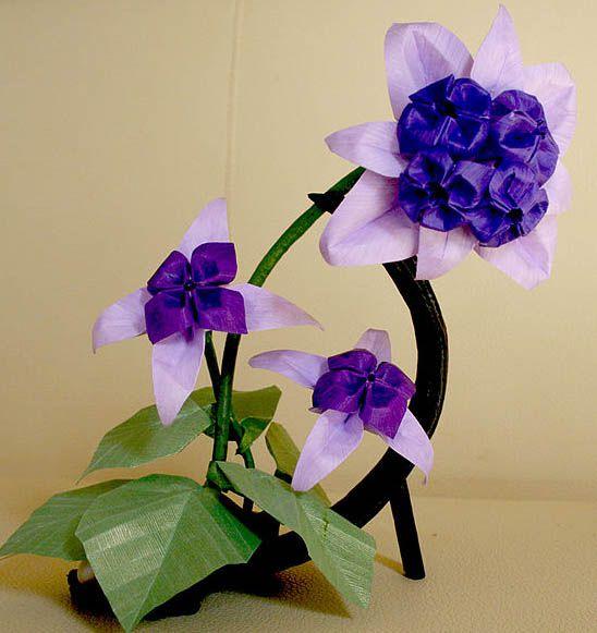 Different types of pretty origami flowers mightylinksfo