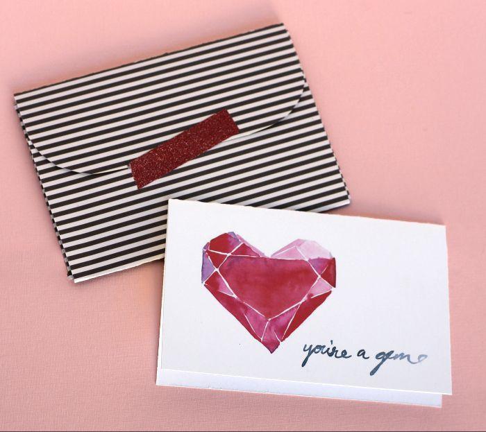 18 Diy Valentine S Day Card Ideas