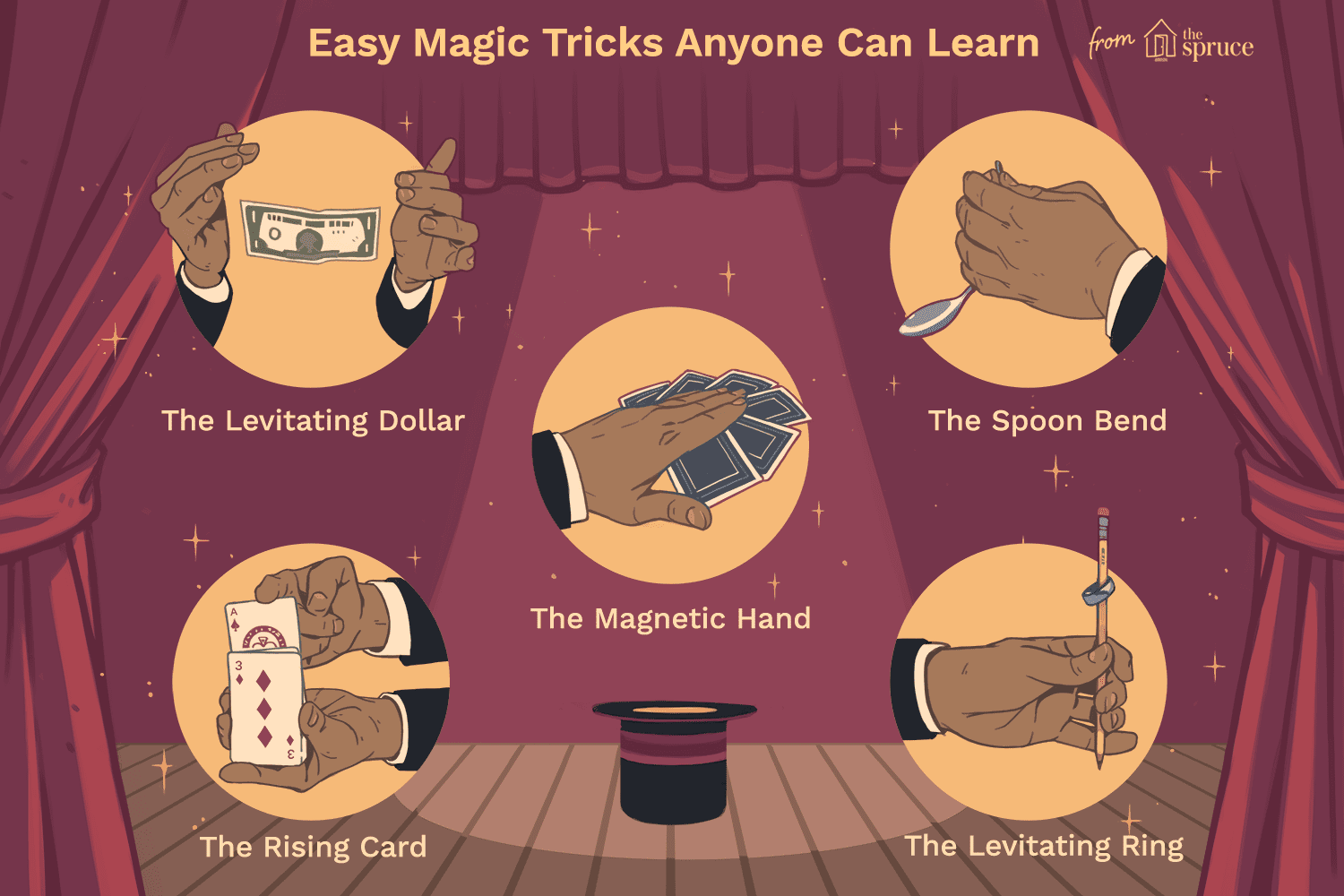 Learn Fun Magic Tricks to Try on Your Friends