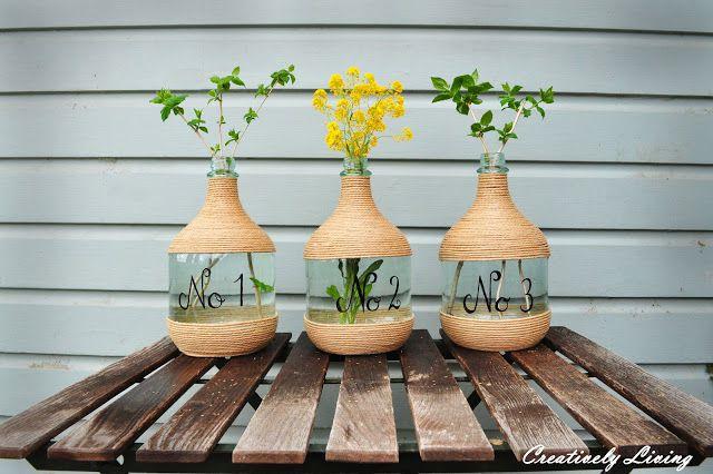 wine jug vases