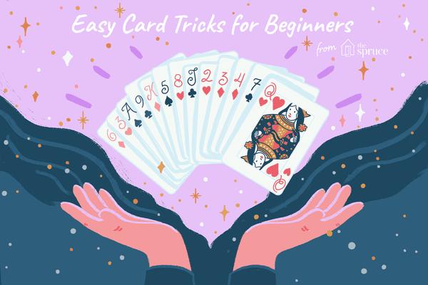 easy card tricks for beginners