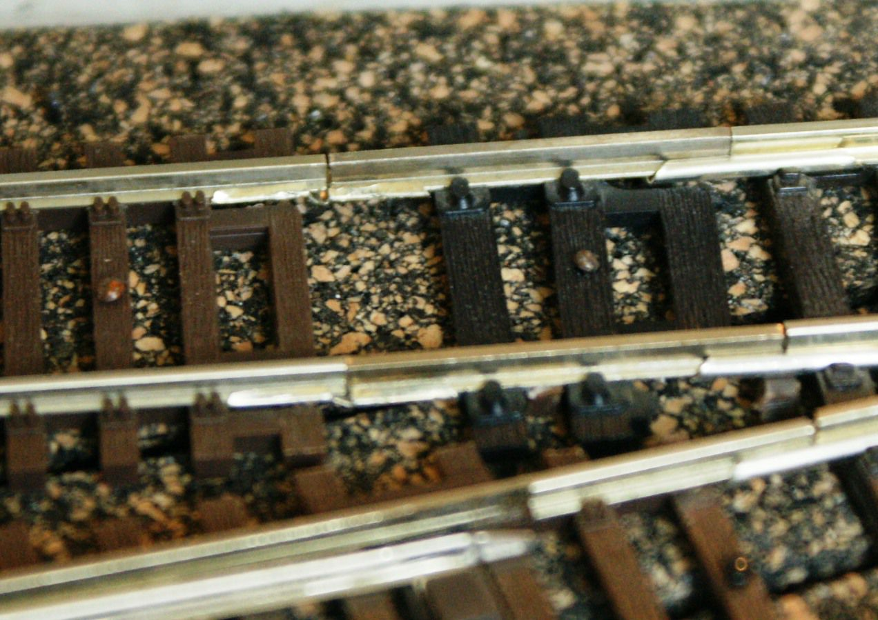 Examples of Model Railroad Track Types