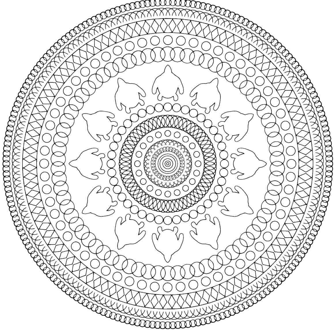 A mandala
